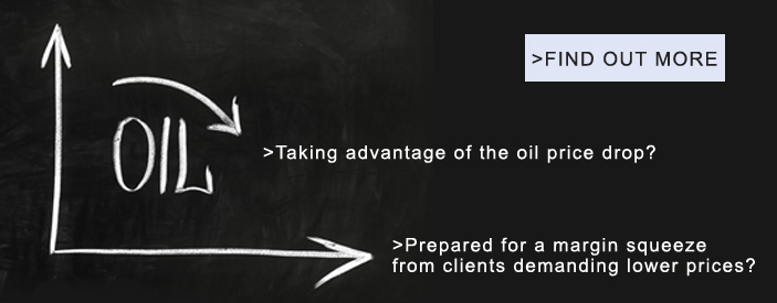 How to take advantage of the oil price drop.