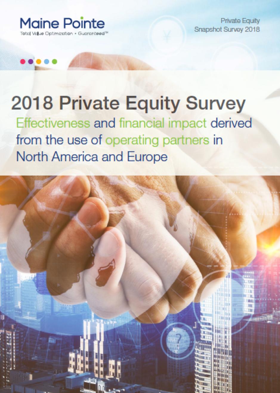 PE Survey 2018 Thumbnail