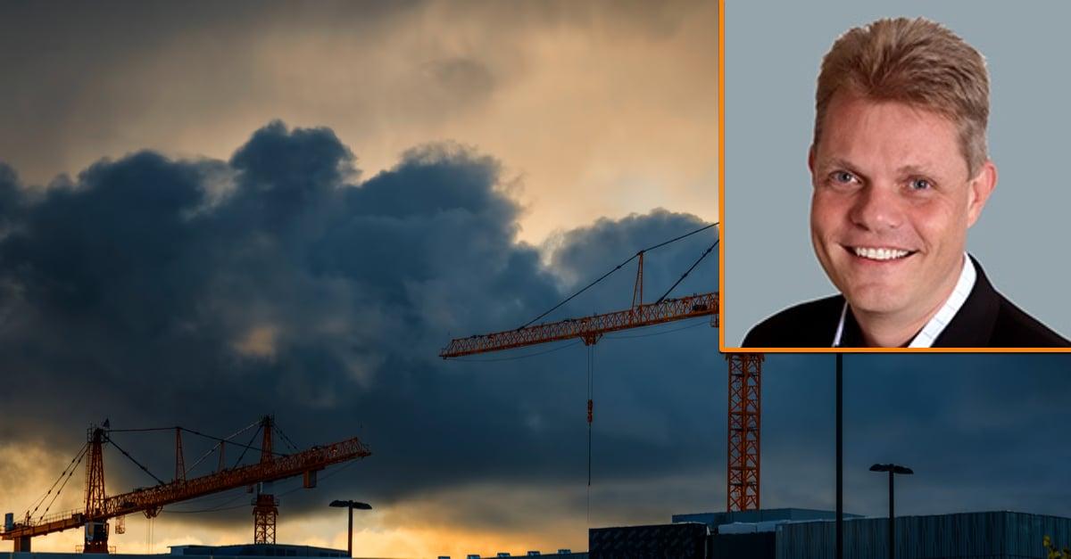 Construction Dark Clouds