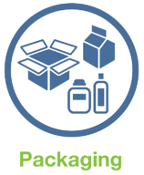 Packaging. Icon
