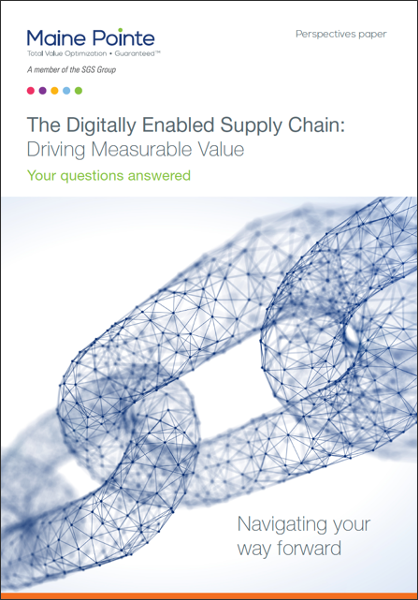 Digital Supply Chain FAQ Thumbnail