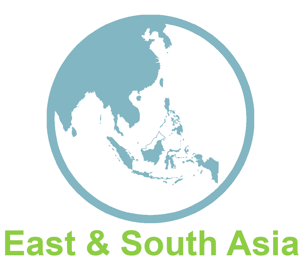 East and South Asia