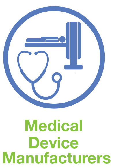Medical Device Manufacturers Icon.png