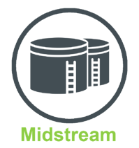 Midstream icon