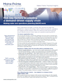 Five key factors to creatind a demand-driven supply chain thumbnail-723102-edited