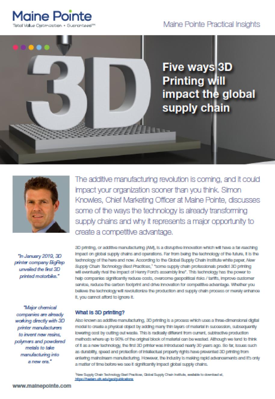 3D Printing Thumbnail