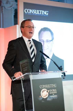 Steve Consulting Mag Award