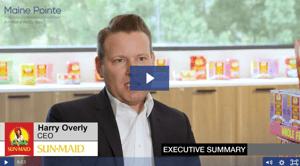 Sun-Maid CEO Video Still