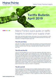 April tariffs bulletin thumbnail