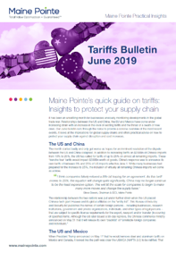 June 2019 tariff thumbnail