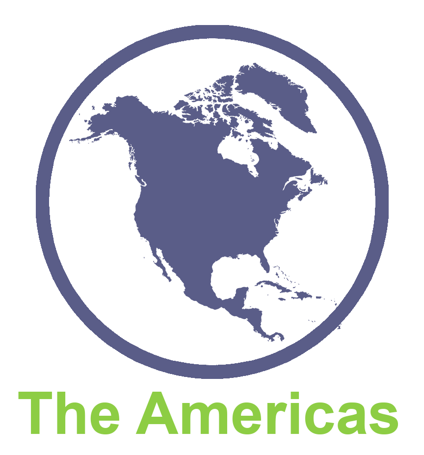 The Americas Icon