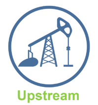 Upstream Icon