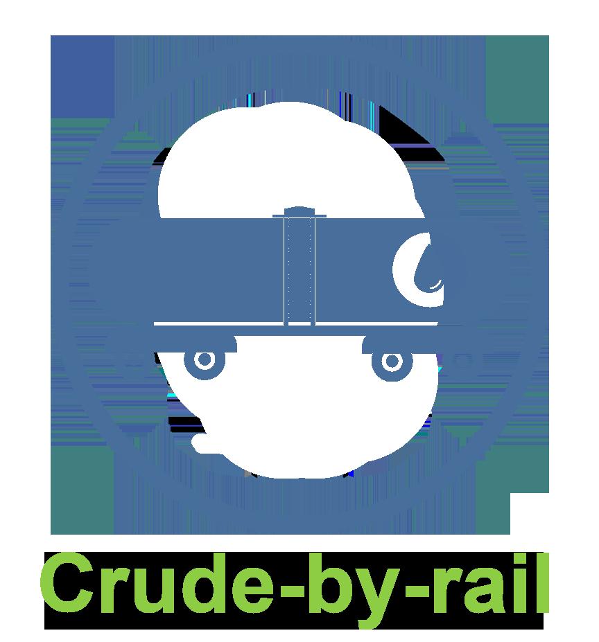 crude by rail icon