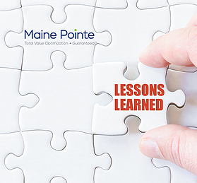 Lessons Learned MP-6