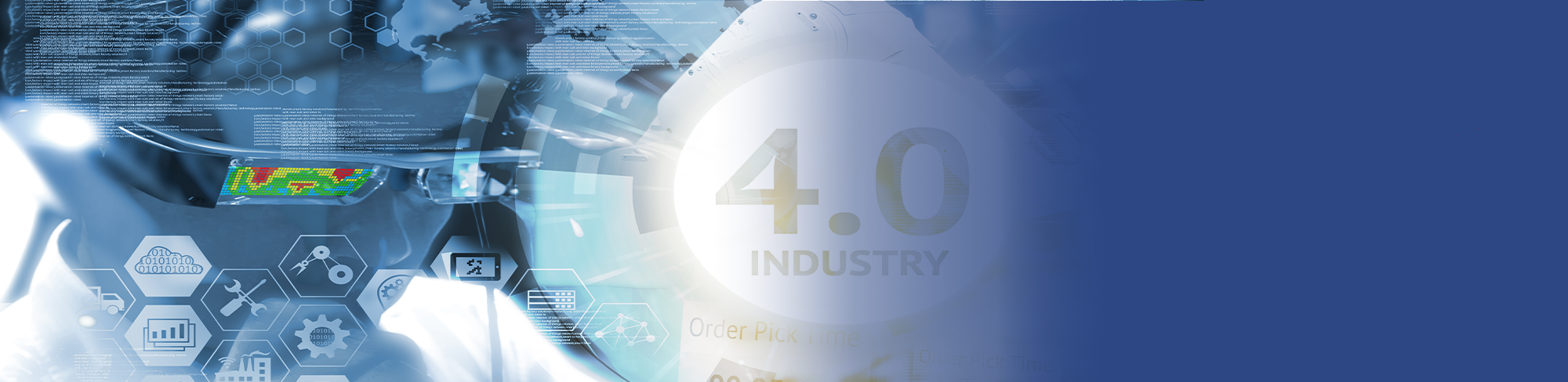 Industry 4.0 Blog Header Image