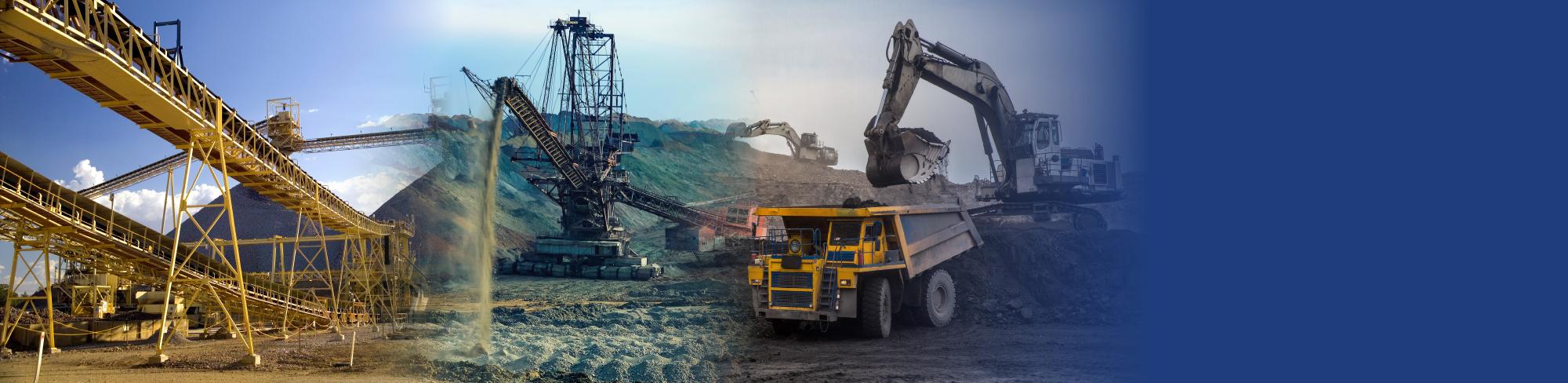 Mining. banner image